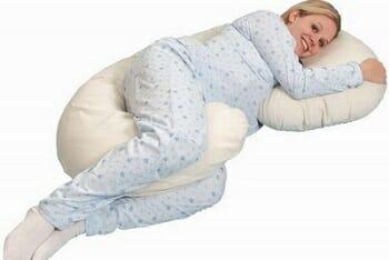 sleep on side preg