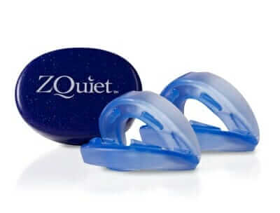 zQuiet in two sizes with storage case