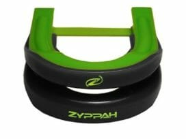 Front of Green and Black Zyppah