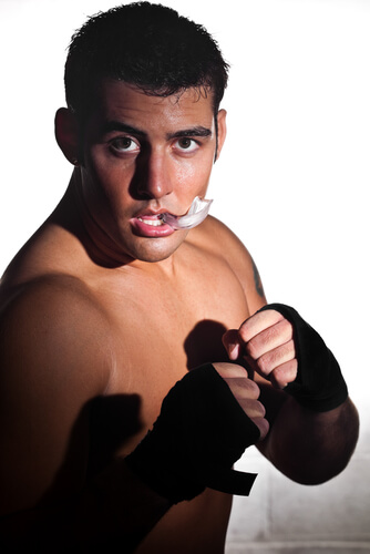 Boxing mouthguard