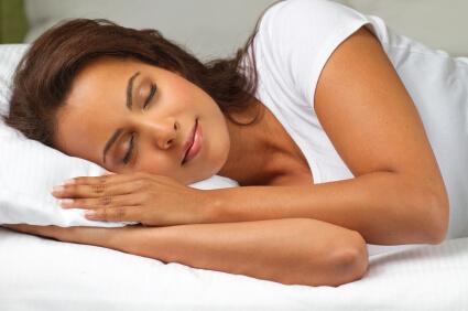 Comfortable anti-snore device