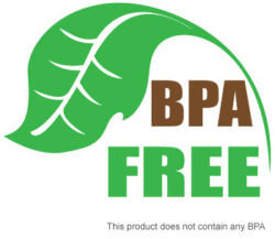 BPA free this product does not contain BPA