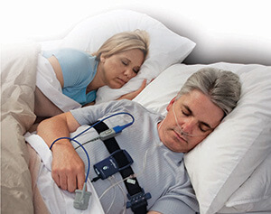What is an oximetry study