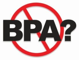No BPA? sign asking if a product is BPA free