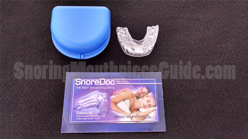 SnoreDoc Review: Inexpensive But Does It Really Work?