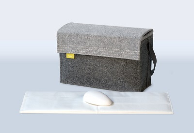 Smart Nora with storage case